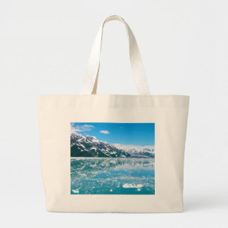 Alaska Glasier Jumbo Tote Bag