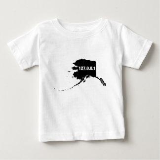 Alaska Is Home Programmer Baby T-Shirt