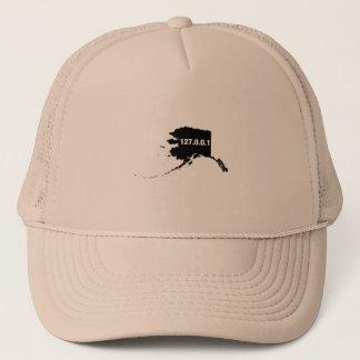 Alaska Is Home Programmer Trucker Hat