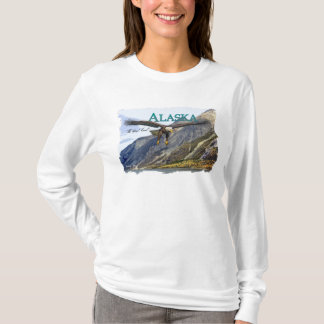 Alaska Ladies AA Hoody Long Sleeve (Fitted)