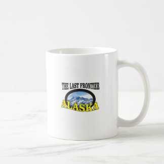 alaska logo art coffee mug
