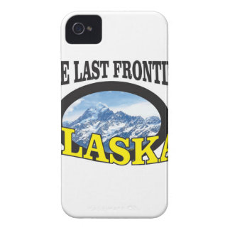 alaska logo art iPhone 4 Case-Mate case