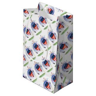 alaska loud and proud, tony fernandes small gift bag