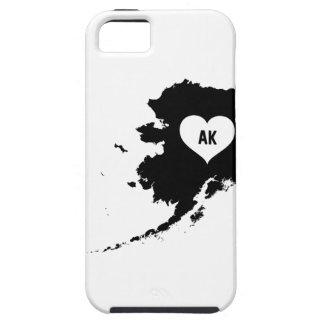 Alaska Love iPhone 5 Covers