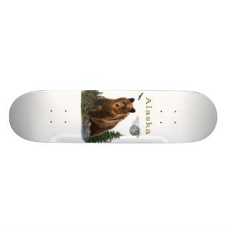 Alaska merchandise 20 cm skateboard deck