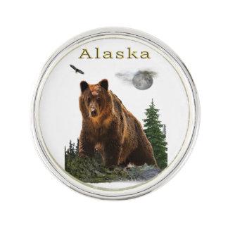 Alaska merchandise lapel pin