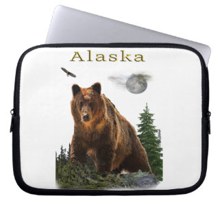 Alaska merchandise laptop sleeve