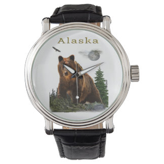 Alaska merchandise wrist watches