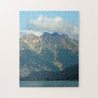 Alaska Mountains 779 Jigsaw Puzzle