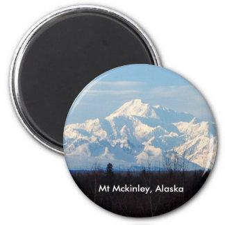 Alaska, Mt Mckinley,Denali, Magnet