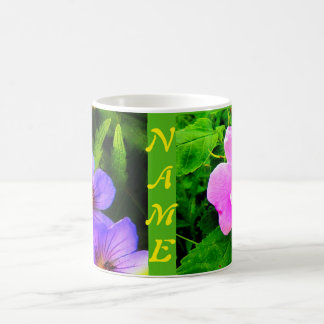 ALASKA MUG's WILDFLOWERS Coffee Mug