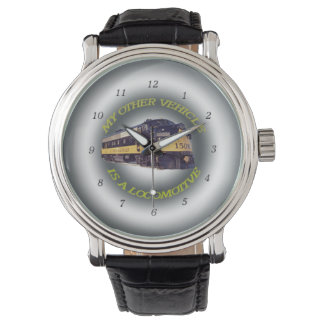 Alaska My Other Vehicle Wristwatch