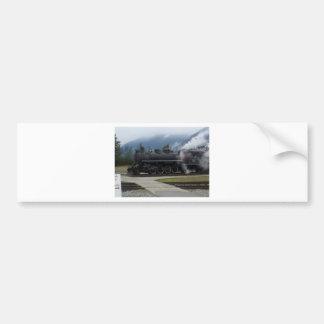 Alaska Railway Bumper Sticker