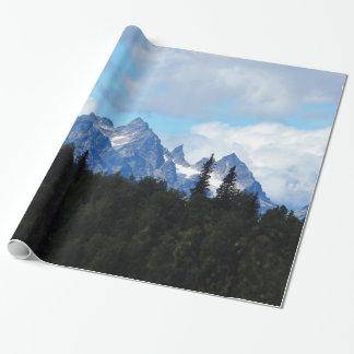Alaska Range 77 Wrapping Paper