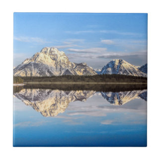 Alaska Reflection Tile