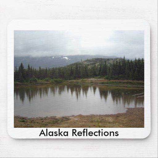 Alaska Reflections Mousepad