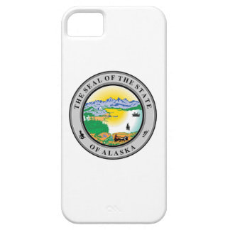 Alaska seal united states america flag symbol repu iPhone 5 cover