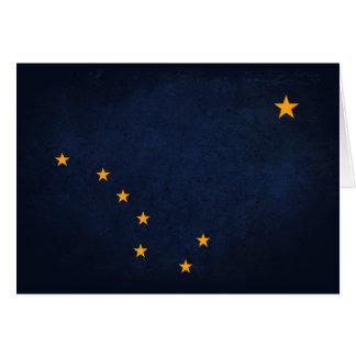 Alaska State Flag Greeting Card