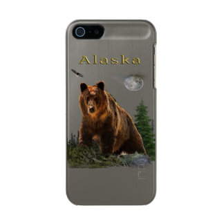 Alaska State merchandise Incipio Feather® Shine iPhone 5 Case