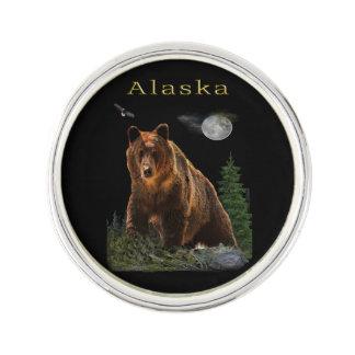 Alaska State merchandise Lapel Pin