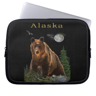 Alaska State merchandise Laptop Sleeve