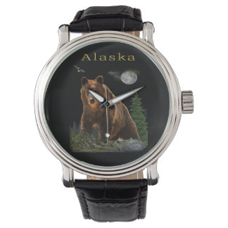 Alaska State merchandise Watches