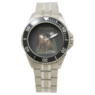Alaska State merchandise Wrist Watch