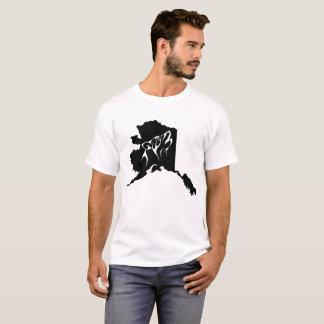 Alaska State Wolf tshirt