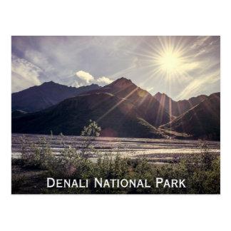 Alaska Sunbeams | Postcard