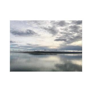 Alaska Sunrise Canvas Print