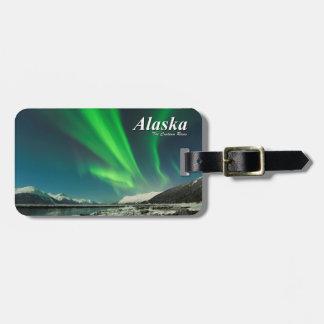Alaska The Curtain Rises Luggage Tag