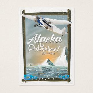 Alaska To Adventure! Business Card