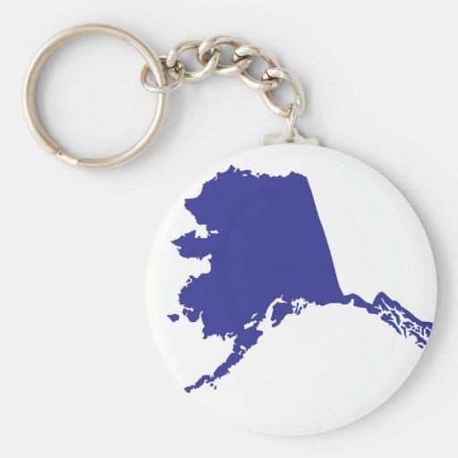 Alaska USA Key Chains