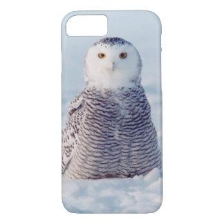 Alaska Wildlife Arctic Snowy Owl Case