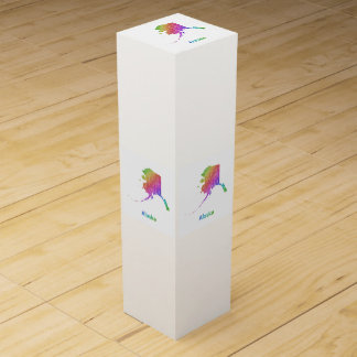 Alaska Wine Gift Box