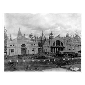 Alaska-Yukon-Pacific Exposition 1908 Vintage Postcard