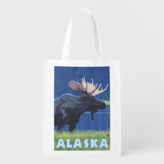 AlaskaMoonlight Moose