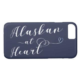 Alaskan At Heart Mobile Phone Case