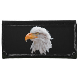 Alaskan Bald Eagle Wallet` Wallets For Women