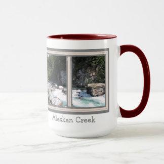 Alaskan Creek Scenic Window Jumbo Mug