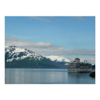Alaskan Cruise Vacation Travel Photography