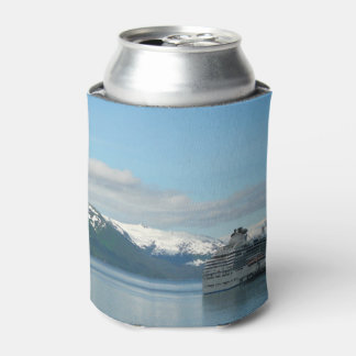 Alaskan Cruise Vacation Travel Photography Can Cooler