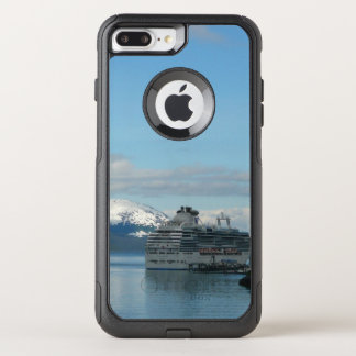 Alaskan Cruise Vacation Travel Photography OtterBox Commuter iPhone 8 Plus/7 Plus Case