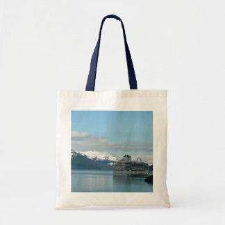 Alaskan Cruise Vacation Travel Photography Tote Bag