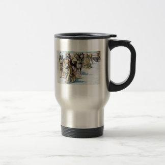 Alaskan Eskimo Sled Dog Mug