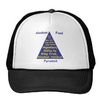 Alaskan Food Pyramid Hats