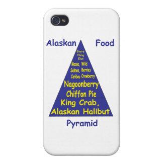 Alaskan Food Pyramid iPhone 4/4S Cover
