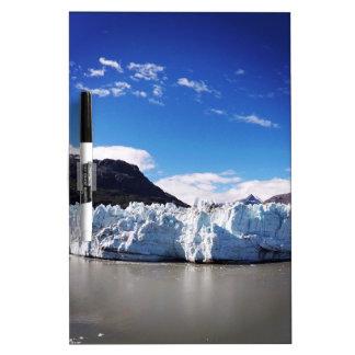 Alaskan Glacier Dry Erase Boards