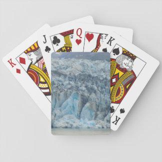 Alaskan Glacier Playing Cards