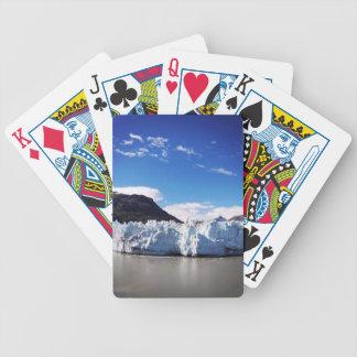 Alaskan Glacier Poker Deck